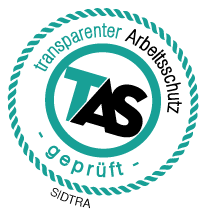 TAS transparenter Arbeitsschutz
